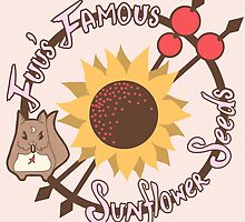 Fuu's Famous Sunflower Seeds by AriesNamarie