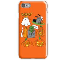 Halloween! iPhone Case/Skin