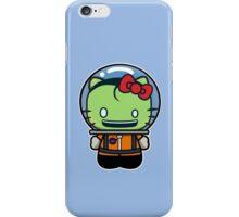 Hello Kerbal - Tess iPhone Case/Skin