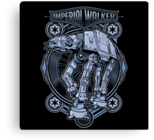 Imperial Walker Canvas Print