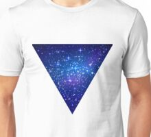 Outer space starry design Unisex T-Shirt