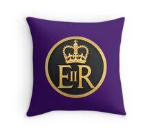 Royal Jubilee Throw Pillow