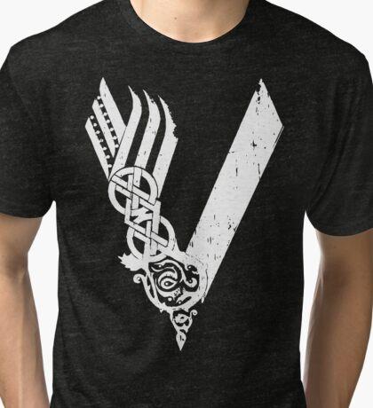 VIKINGS - TV SHOW Tri-blend T-Shirt