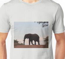 A lonely Elephant Unisex T-Shirt