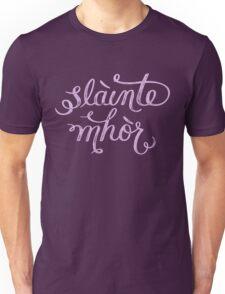 Slainte Mhor - Outlander Unisex T-Shirt