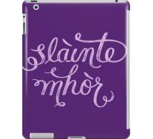 Slainte Mhor - Outlander iPad Case/Skin