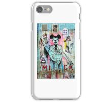 Mickey Cyborg  iPhone Case/Skin