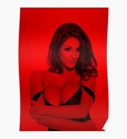 Lucy Pinder - Celebrity Poster