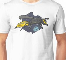 WASP In Space Unisex T-Shirt