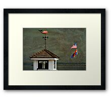 Whale Watch... Framed Print