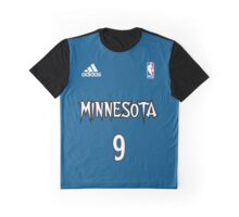 Minnesota Timberwolves Graphic T-Shirt