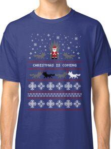 Christmas Is Coming Santa Edition  Classic T-Shirt