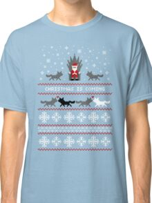 Christmas Is Coming Santa Edition  Classic T-Shirt