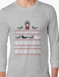 Christmas Is Coming Santa Edition  Long Sleeve T-Shirt