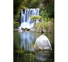Rainbow Springs New Zealand Photographic Print