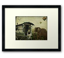 The Child Within My Heart... Framed Print
