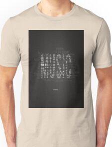 design art cartoon naruto music 4 Unisex T-Shirt