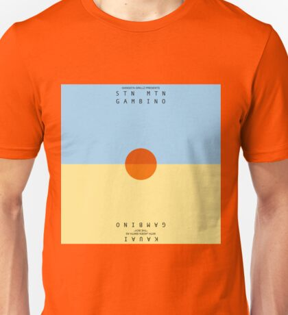 Stn Mtn Gambino Unisex T-Shirt