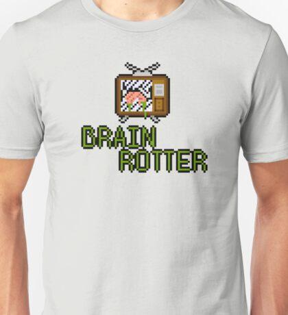 TV Brains! Unisex T-Shirt