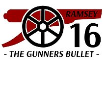 Ramsey Gunners Bullet by RaykwonTheChef