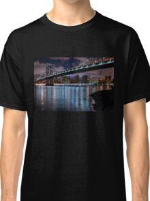 Manhattan Bridge Classic T-Shirt