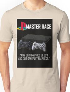 Playstation Master Race Unisex T-Shirt