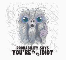 Demiguise Probabilities Kids Tee