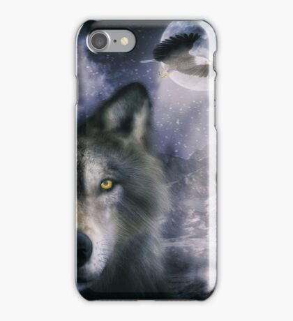 Night Wolves iPhone Case/Skin