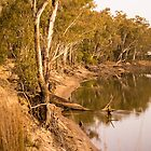Murray River - Cobram by Chris Kean
