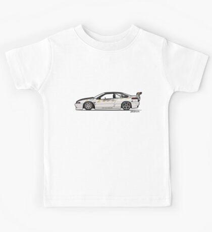 Chris Van Den Elzen's Subaru SVX Drift Car Kids Tee