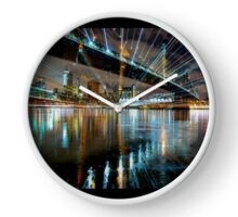 Warp City 5 Clock