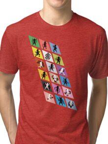 Z-Crystals! Tri-blend T-Shirt