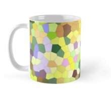Abstract Mosaic Pattern, Lilac Woods Mug