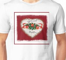 Special Mother Heart Unisex T-Shirt
