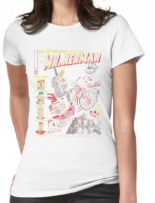 Astonishing Adventures Womens Fitted T-Shirt