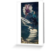 Shallura - Dancing Through Time Greeting Card