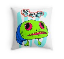 Jack Shellfish Throw Pillow