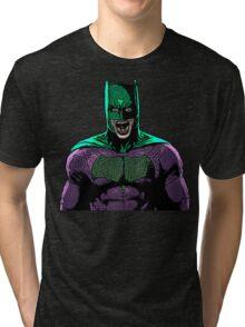 Joker - Batman Imposter Tri-blend T-Shirt