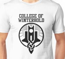 College of Winterhold - Jersey Style #2 Unisex T-Shirt