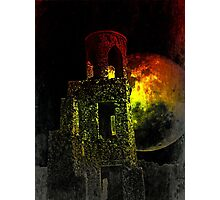 The Ruins Of Blarney Castle Ireland Photographic Print