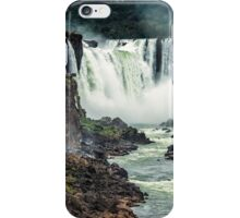 Iguaza Falls - No. 2 iPhone Case/Skin
