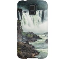 Iguaza Falls - No. 2 Samsung Galaxy Case/Skin