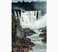 Iguaza Falls - No. 2 Unisex T-Shirt