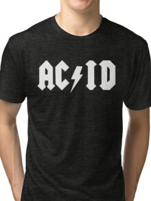 Acid One Tri-blend T-Shirt