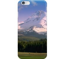 The Old Dude Ranch iPhone Case/Skin