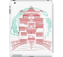 The Bathhouse iPad Case/Skin