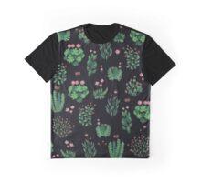 green garden Graphic T-Shirt