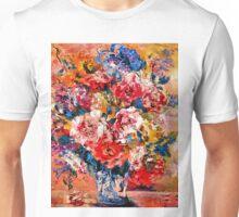 Elegant Peonies Unisex T-Shirt