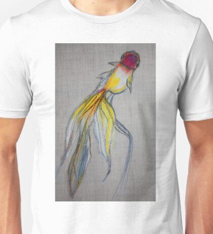 Goldfish Pond ( close up #4) Unisex T-Shirt