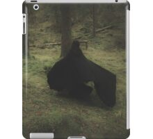 There's A Rumour Of A Witch In The Wood iPad Case/Skin